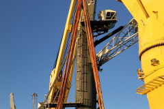 AAL Newcastle - Loading Liebherr Crane (440MT) in Australia