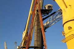 AAL Newcastle - Loading Liebherr Crane (440MT) in Australia