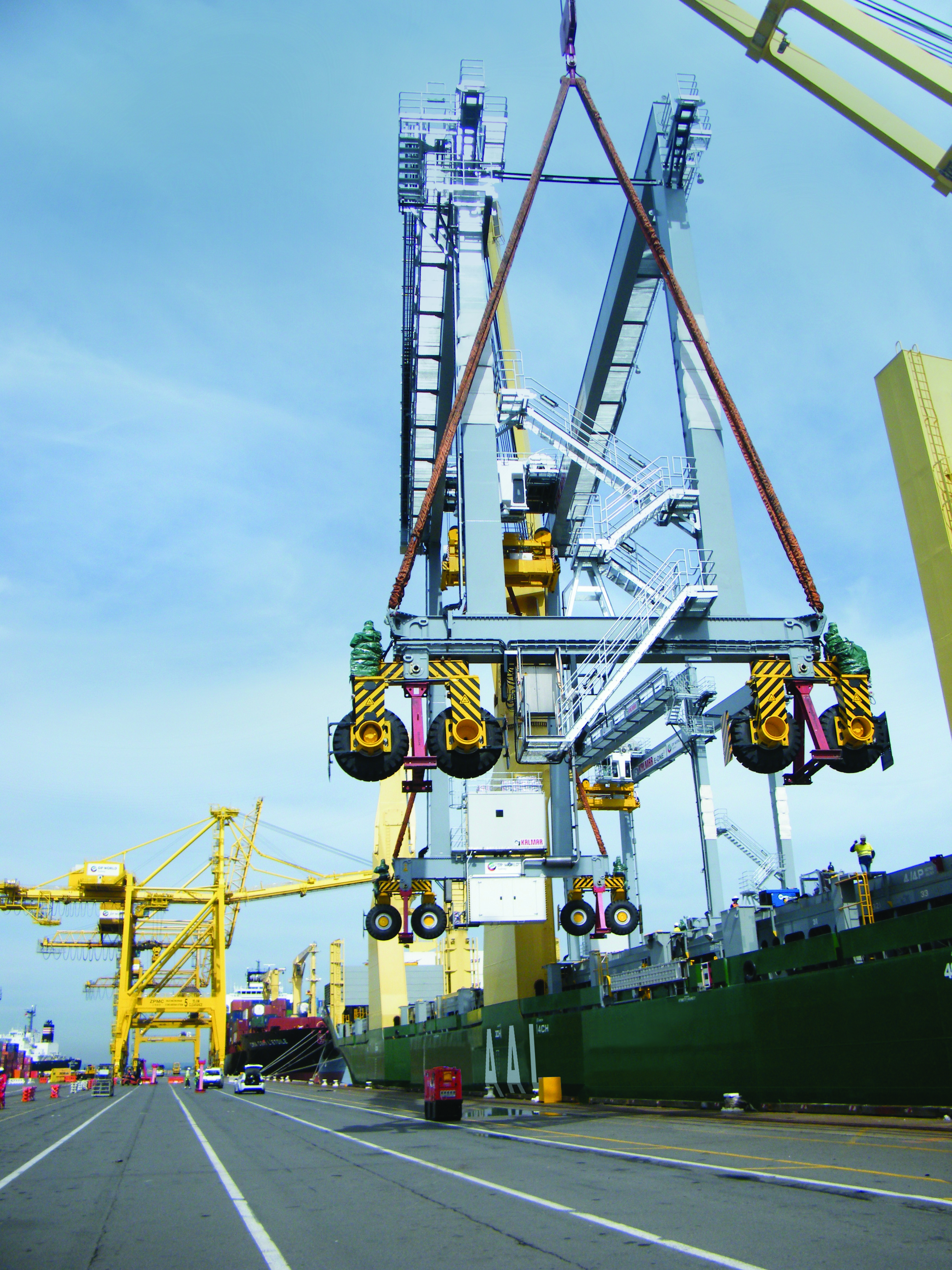 heavy lift and project cargo