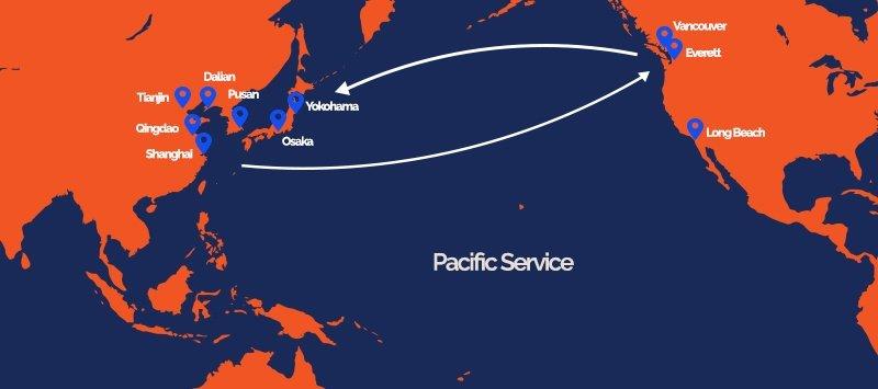 Pacific Service