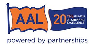 AAL Anniversary Logo