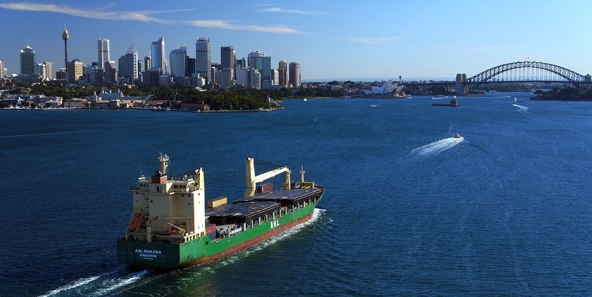 AAL and Barangaroo Ferry Hub Terminal Project