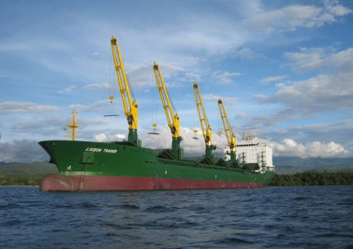 W-Class Vessel