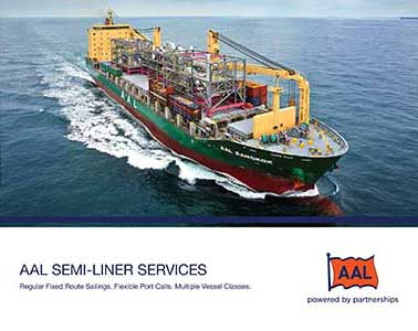 AAL Semi Liner Services Brochure
